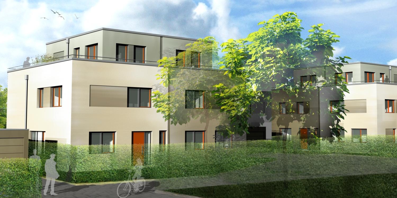 Krefeld Bockum – Haus 03 Exklusives Neubauprojekt in
