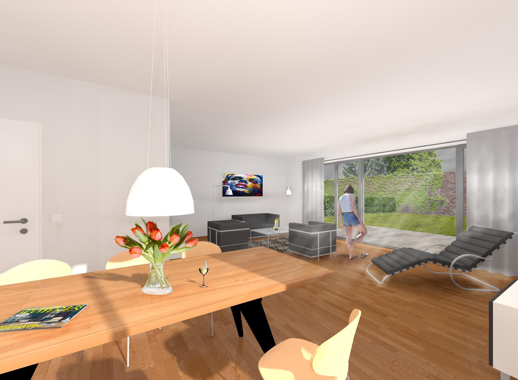 krefeld bockum neubauprojekt ihr neues zuhause in bester ruhiger wohnlage von krefeld. Black Bedroom Furniture Sets. Home Design Ideas