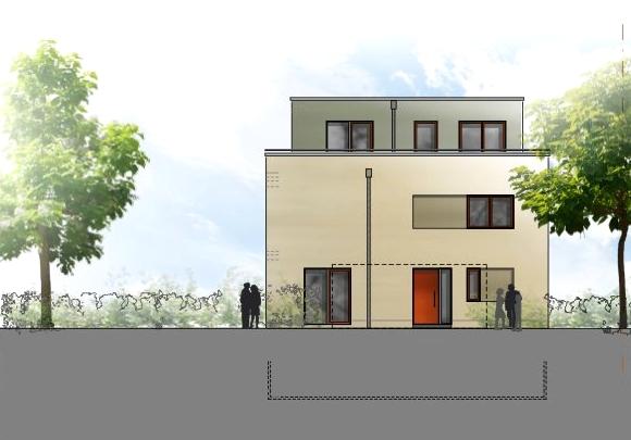 Krefeld Bockum –Haus 02 Exklusives Neubauprojekt Ihr